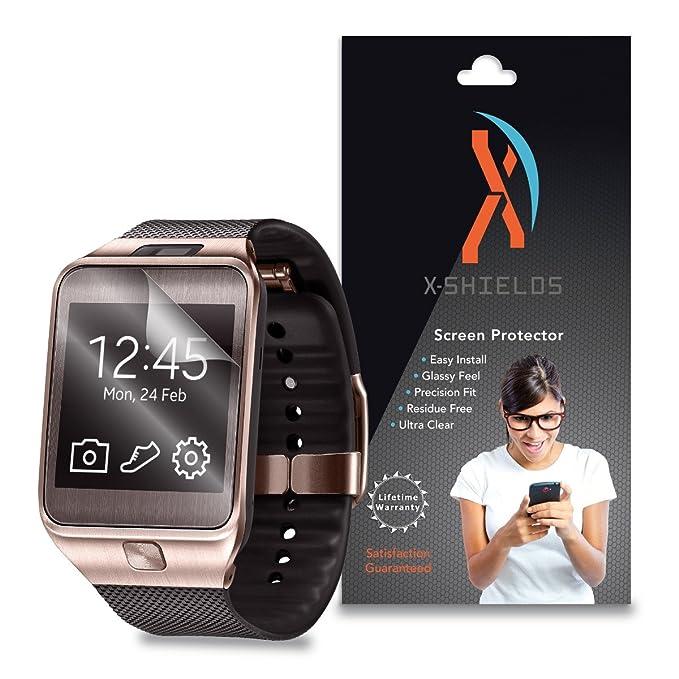XShields© Samsung Gear 2 Smartwatch Protector de pantalla ...