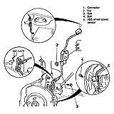 ABS Wheel Speed Sensor Rear Left Right fits