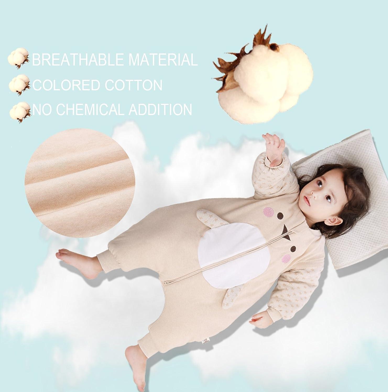 Amazon.com: PEACE MONKEY - Saco de dormir para bebé (algodón ...