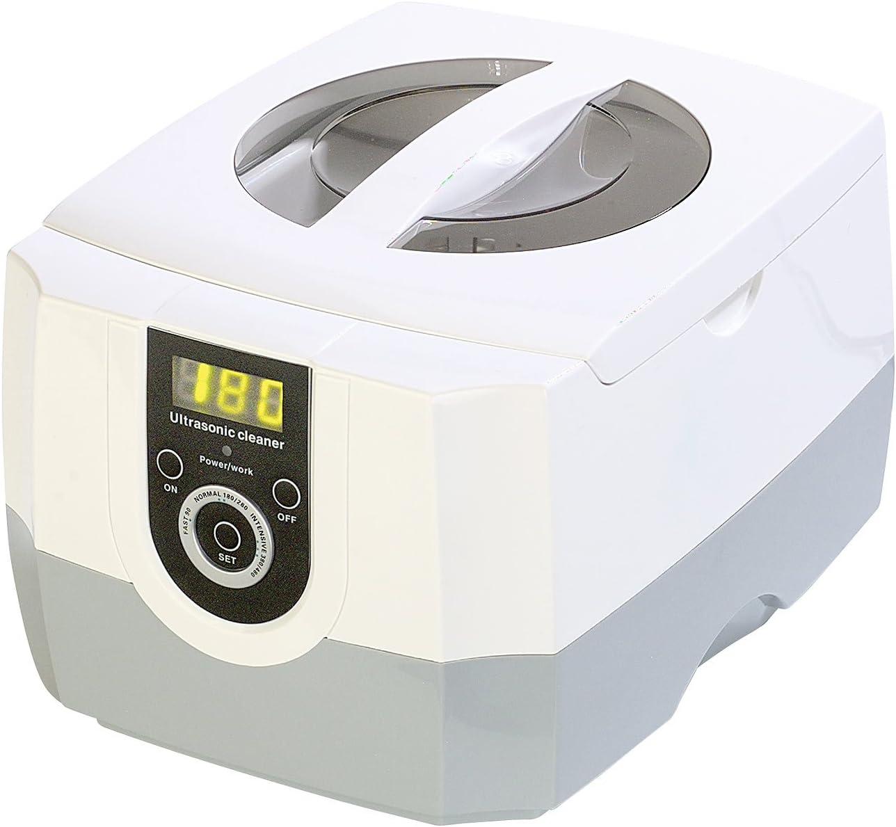 70 Watt Profi Ultraschallreiniger newgen medicals Ultraschallreiniger: Profi-Ultraschall-Reiniger f/ür Schmuck Brillen u.v.m