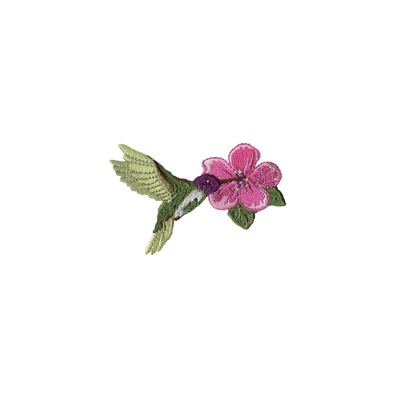 Clear Tervis 1035313 Hummingbird Purple Tumbler with Emblem 4 Pack 12oz