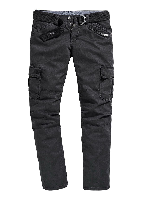 Timezone Herren Hose Benitotz Cargo Pants Incl. Belt