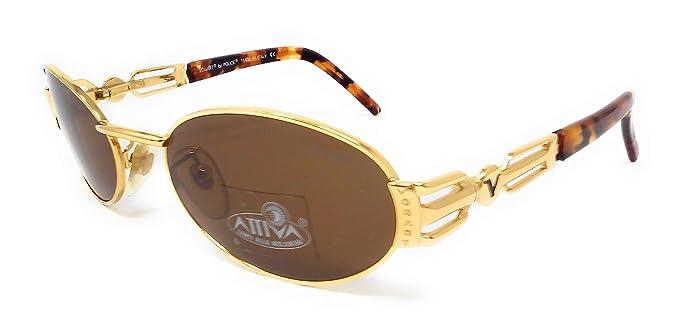 Vogart - Gafas de sol - para mujer Oro E Tartarugato 48 ...