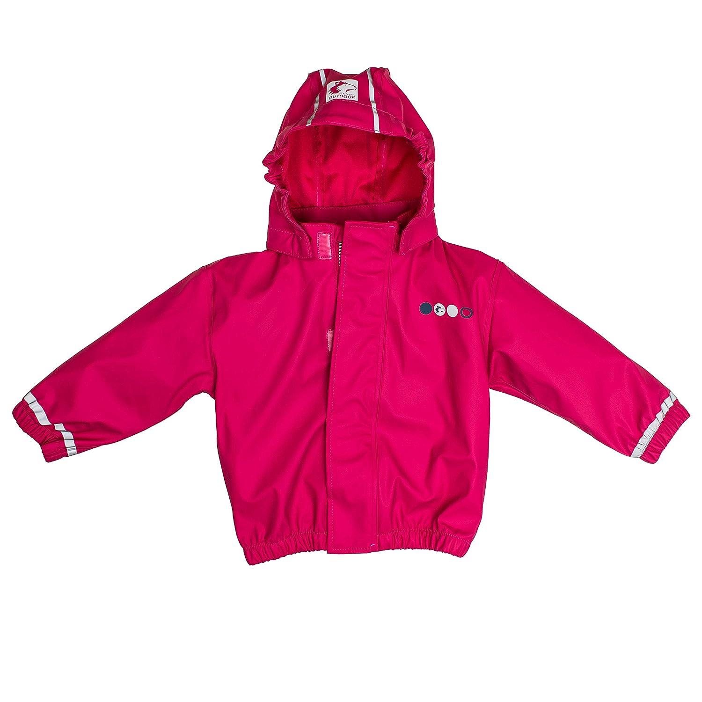 Salt /& Pepper Jacket RB B Girls Uni Giacca Impermeabile Bimba
