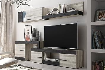 LIQUIDATODO ® - Composición de salón moderna y barata de 295 ...