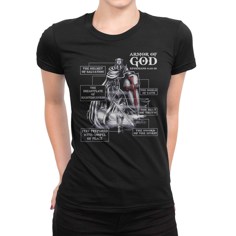 Sleeky Armor of God Ephesians T-Shirt
