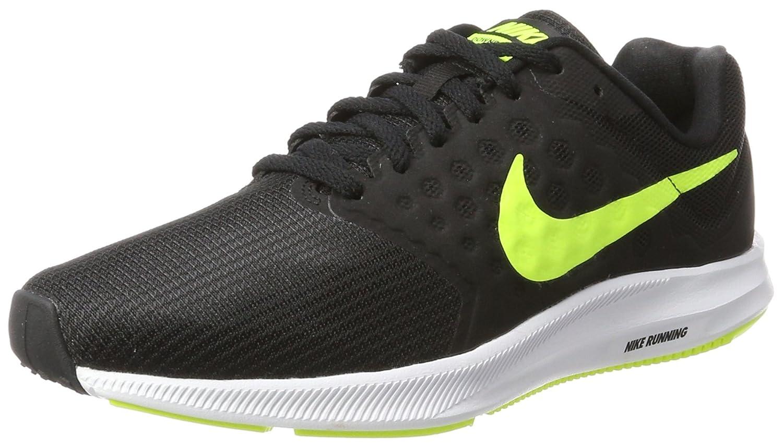 NIKE Downshifter 7, 7, Downshifter Chaussures de Running Homme 42.5 EU|Noir (Noir/Blanc/Volt) 66226e