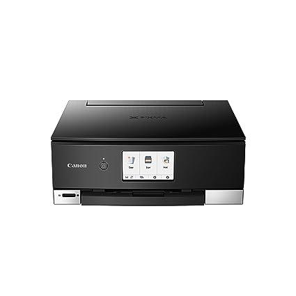 Impresora Multifuncional Canon PIXMA TS82510 Negra Wifi de inyección de tinta