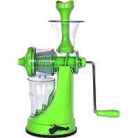 Pro Fruit & Vegetable Juicer With Steel Handle, Manual Juicer, Hand Juicer, Vacuum Base Fruit & Vegetable Juicer
