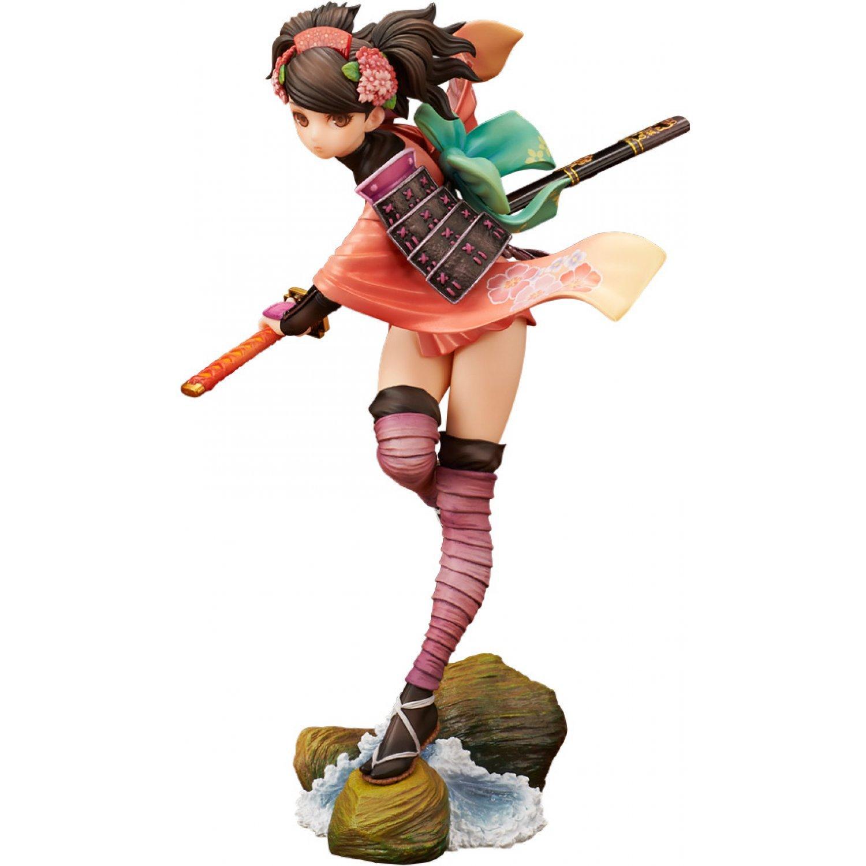 Alter Oboro Muramasa Momohime OIRONAOSHI 1:8 Scale Pvc Figure Statue