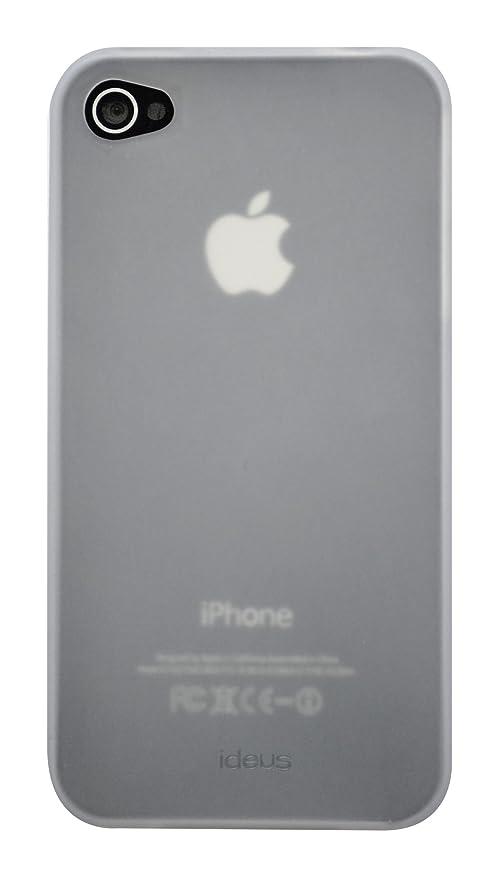 Ideus COIP4STPUSKW - Carcasa para Apple iPhone 4 y iPhone 4S ...