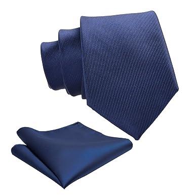 segnalibro Corbata ajustada para hombre, corbata fina y bolsillo ...