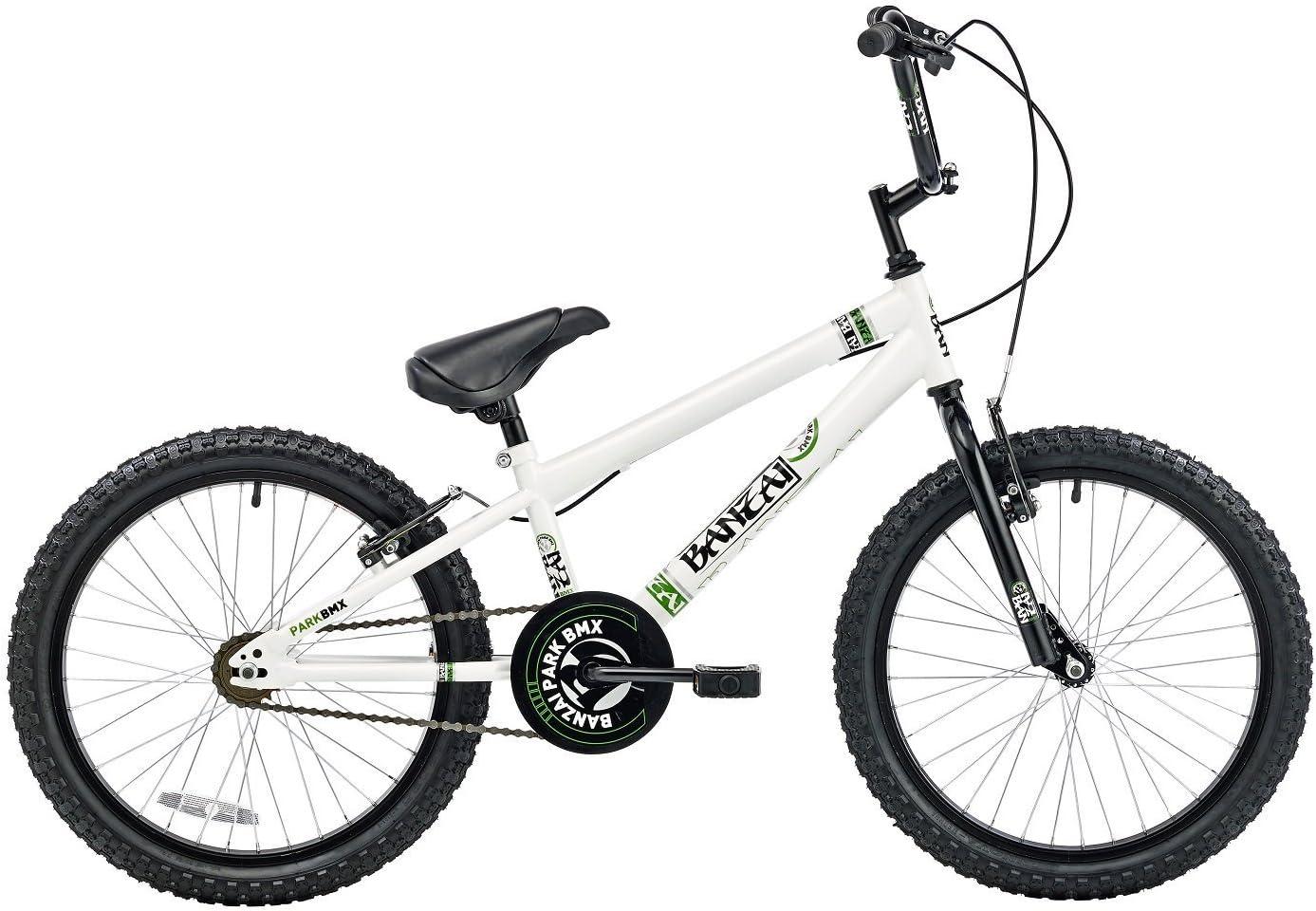BANZAI BMX - Bicicleta Infantil BMX para niño, para Todas Las ...