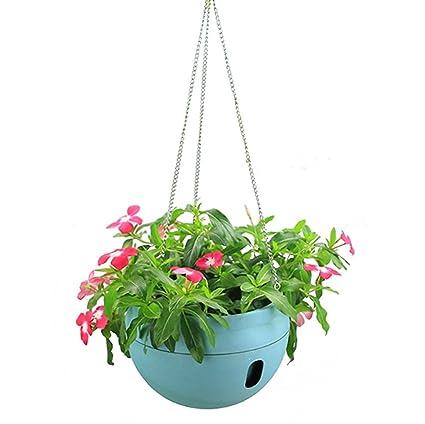 Hanging Baskets Honest Indoor Or Outdoor Rattan Basket Hanging Basket Hanging Pot Hanging Seeder Set Espresso Brown
