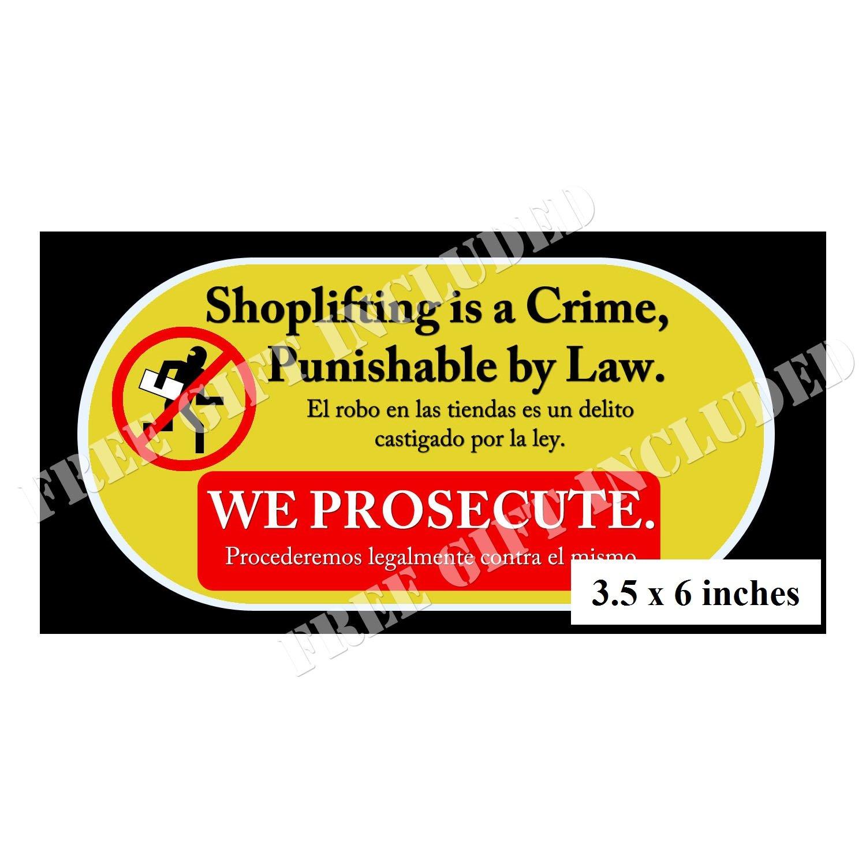 1000 Checkpoint Compatible 8.2MHz Mini Sensor Hard Tag Black with pin + 1 Anti Shoplifting Sticker