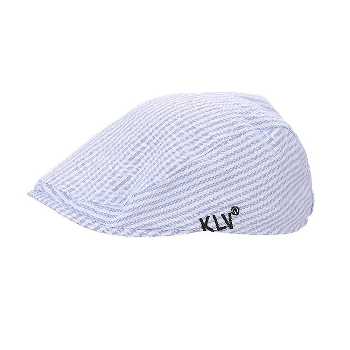 DWE Baby Boy Flat Cap, Cotton Gatsby Winter Flat Hat Beret Cap for Toddler Boys Kids
