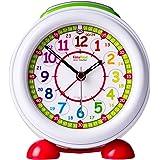 Réveil pour enfants EasyRead Time Teacher avec veilleuse, cadran arc-en-ciel 24 heures