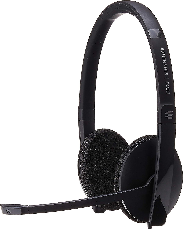 Sennheiser Sc 160 Usb Doppelseitige Headset Für Computer Zubehör