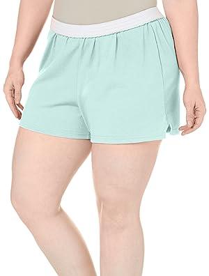 Soffe Plus Authentic Shorts 2X Mint green