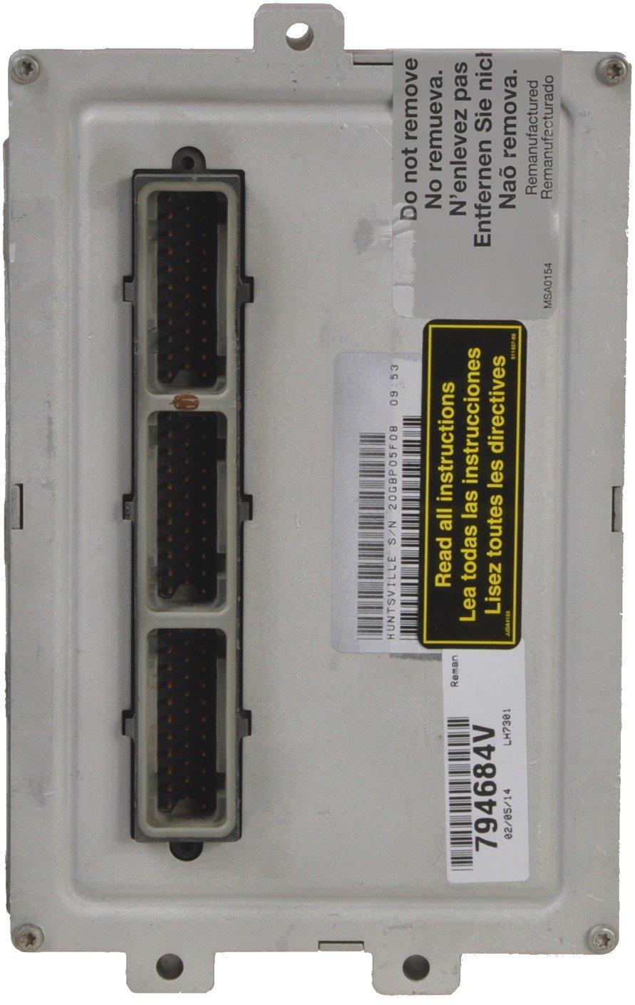 A1 Cardone 79-2005V Chrysler Engine Control Computer Remanufactured Dodge Ram Pickup 2002