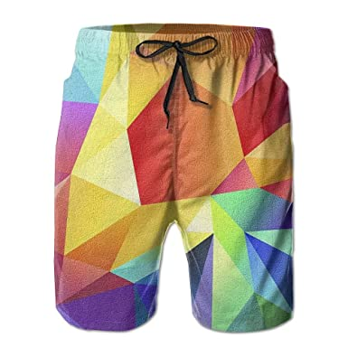EYFlife Tomorrowland Men/¡/¯s Beach Board Shorts Quick Dry Swim Truck Shorts