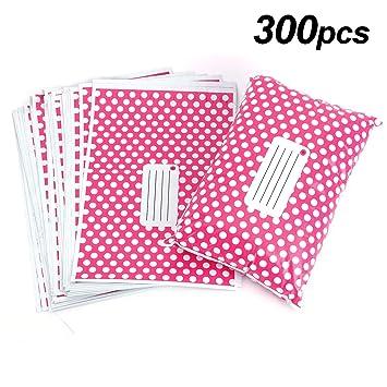 300 pieza pantalla Envío bolsillos plástico bolsas para ...