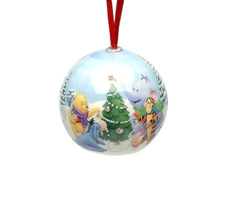 Disegni Di Natale Winnie Pooh.Palline Di Natale Winnie Pooh Disegni Di Natale 2019