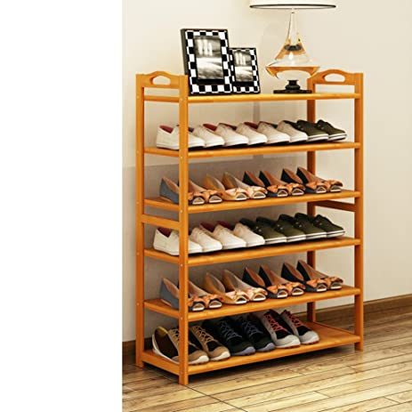 Wooden Shoe Rack Solid Wood,[multilayer],[simple],household Use