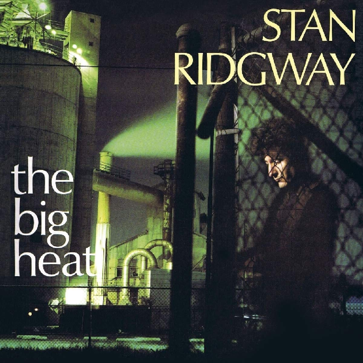 CD : Stan Ridgway - Big Heat (Bonus Tracks, Holland - Import)