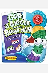 God Is Bigger Than the Boogieman (Veggietales) Board book