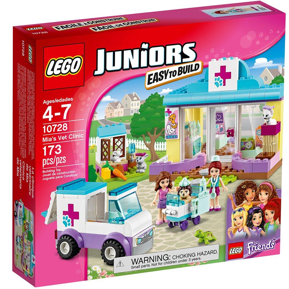 LEGO 10728 Mia's Vet Clinic Toy for Juniors