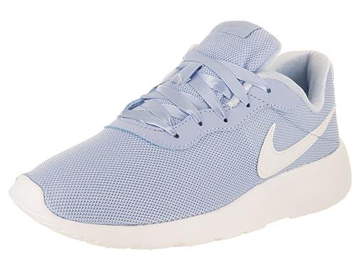 Nike Zapatillas Para Niña, Color Azul, Marca, Modelo Zapatillas Para Niña Tanjun SE Azul: Amazon.es: Zapatos y complementos