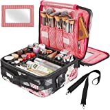 Kootek Travel Makeup Bag 2 Lay...