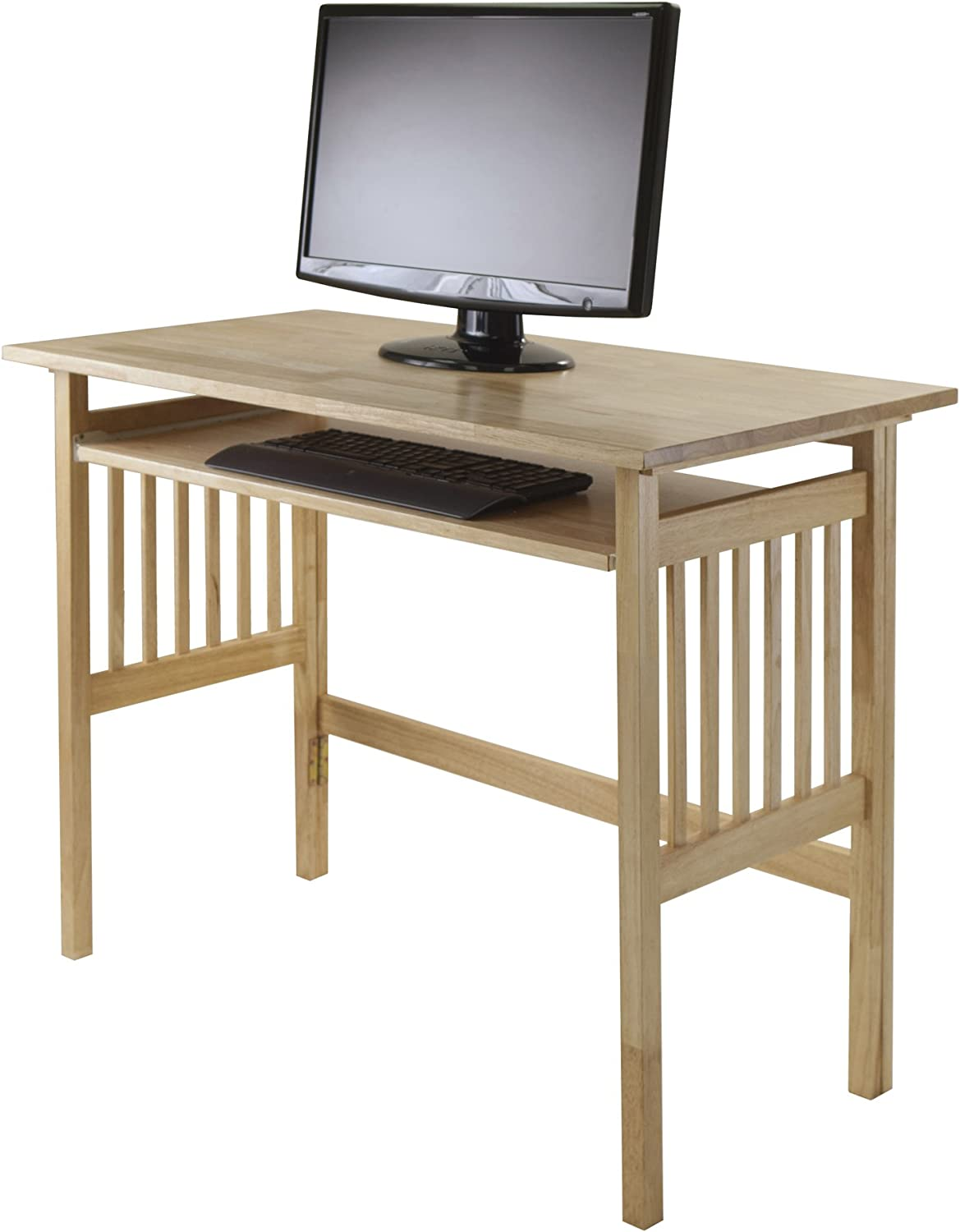 Winsome Wood Mission Home Office Natural