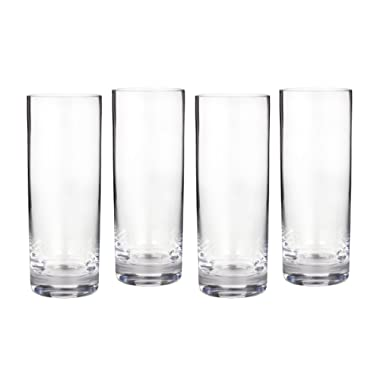 Marquis by Waterford 154444 Entertaining Collection Vintage HiBall, Set of 4