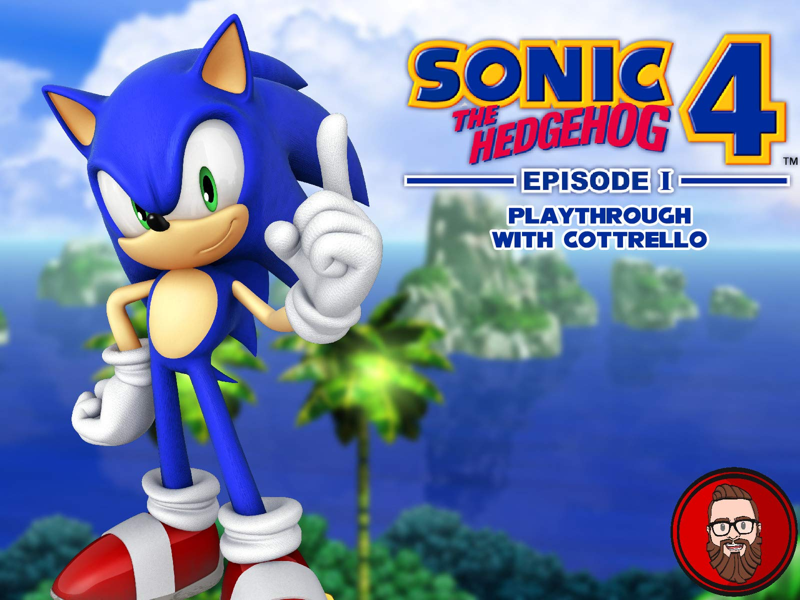 Amazon Com Watch Sonic The Hedgehog 4 Episode 1 Playthrough With Cottrello Prime Video