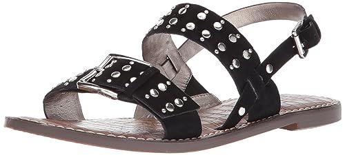 2b37e9889fc0 Sam Edelman Women s Glade Flat Sandals  Amazon.ca  Shoes   Handbags