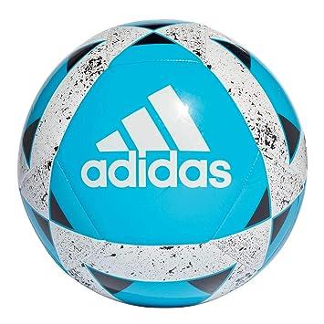 5475be585fa58 Bola de Futebol de Campo Adidas Starlancer V - Azul  Amazon.com.br ...