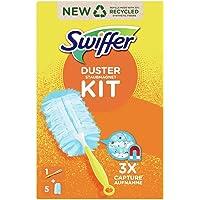 Swiffer - Dusters Stof-Wis Systeem Starterkit +5 Navul - 1 Set