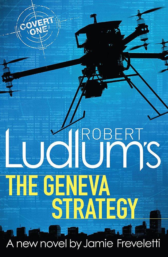 Download Robert Ludlum's The Geneva Strategy pdf epub