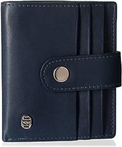 Dark moon Bifold Wallet For Men ، Blue