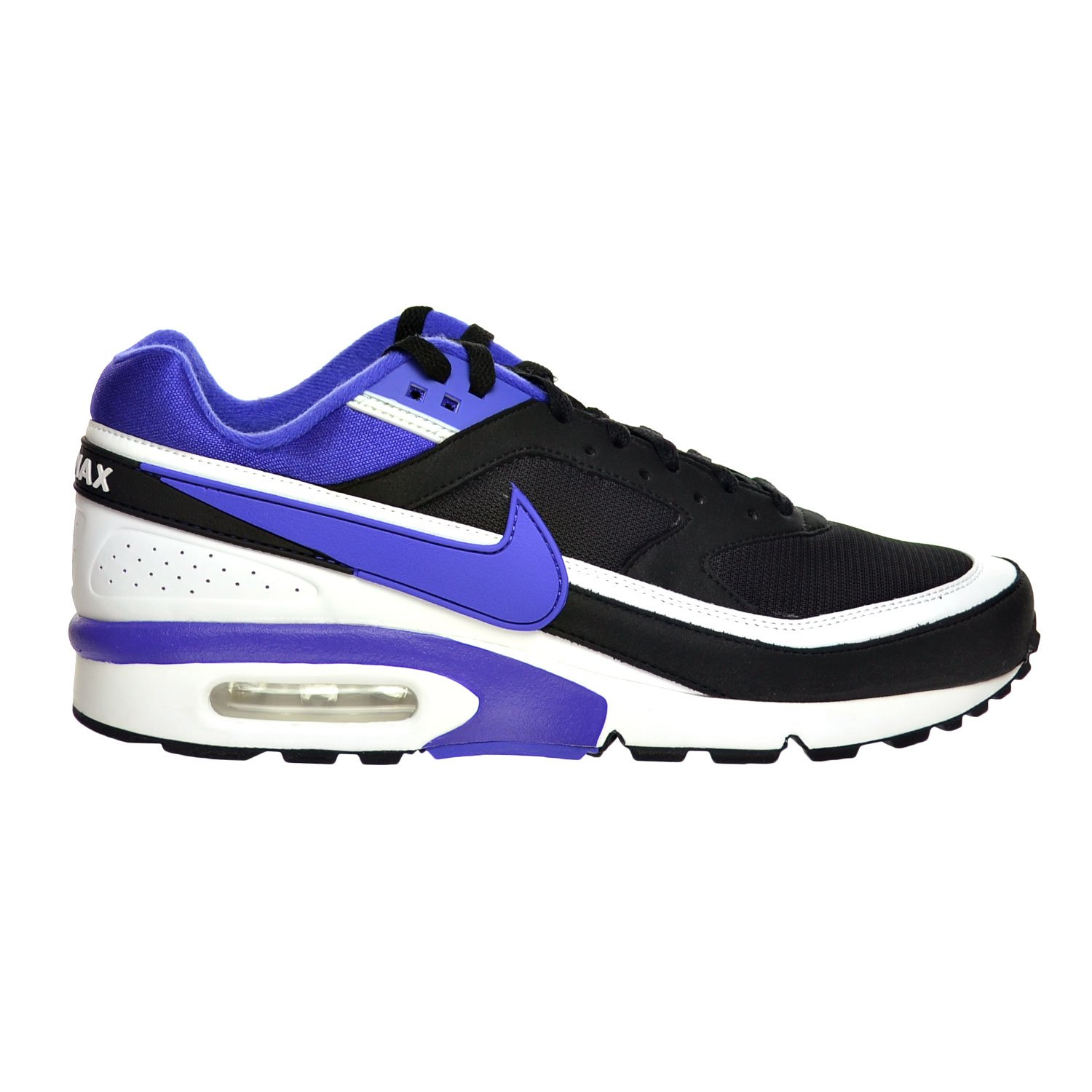 finest selection 02e84 17d58 Amazon.com   Nike Air Max BW OG Men s Shoes Black Persian Violet White  819522-051 (9.5 D(M) US)   Basketball