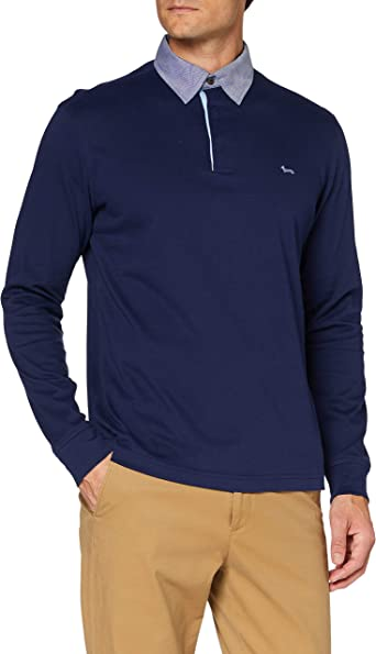 Harmont /& Blaine Camisa de Polo para Hombre