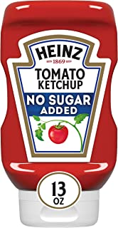 product image for Heinz Ketchup, No Added Sugar, 13 oz