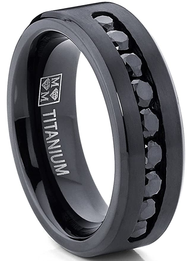 Mens Wedding Band Wood