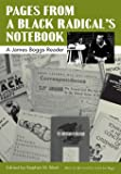 Pages from a Black Radical's Notebook: A James Boggs Reader (African American Life Series)