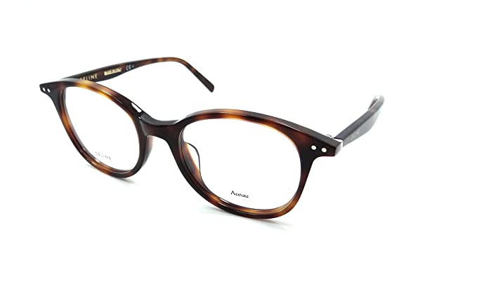 80ae3ade9b5 Celine Rx Eyeglasses Frames CL 41416 F 05L 49-19-140 Havana Italy ...