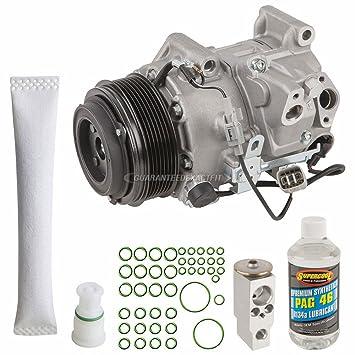 Nueva AC Compresor y embrague con completa a/c Kit de reparación para Toyota Highlander - buyautoparts 60 - 81745rk nuevo: Amazon.es: Coche y moto
