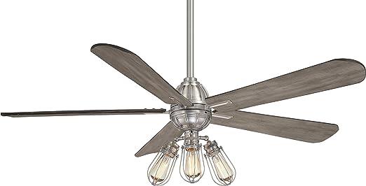 Minka lavery ceiling fan minka aire f852l bn 56 amazon minka lavery ceiling fan minka aire f852l bn 56quot aloadofball Images
