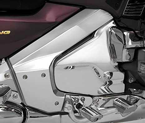 Amazon.com: Show Chrome Frame Cover for Honda GL1800 GL 1800 ...